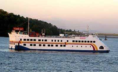casino cruise in goa